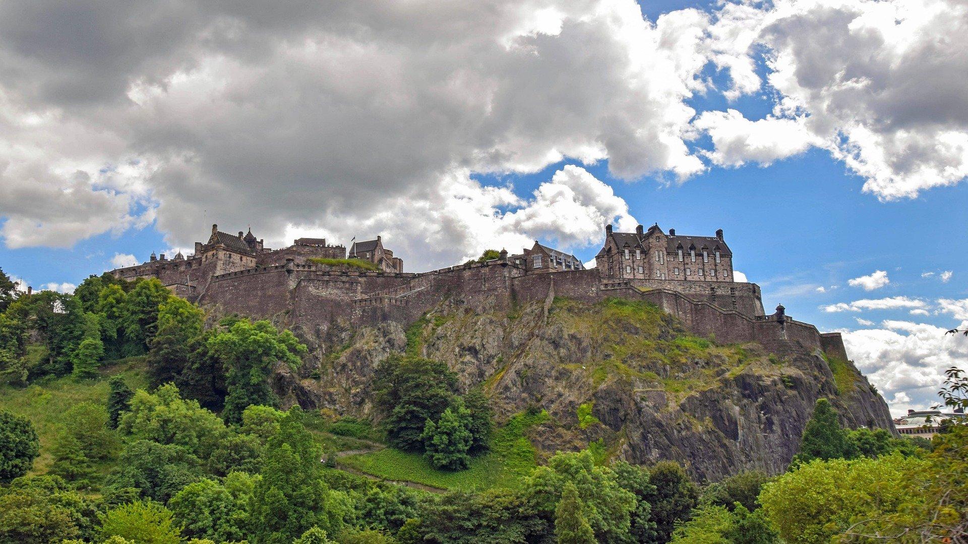 The history of Edinburgh